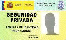 Reconocimiento médico vigilante seguridad privada